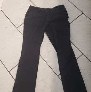 Body by victoria the christie fit navy pants.